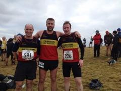 David, Ricky and Iain