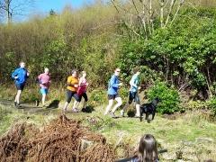 Breakfast Run - Easter 2014