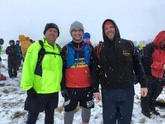 Bobby, Kieron and Bryan