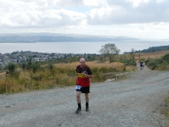 Cowal Highland Gathering 2014 Hill Race
