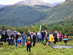 Completing the Mamores Half Marathon