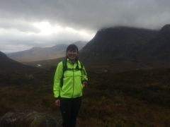 Glencoe Marathon - Elaine Graham