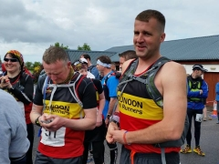 Dunoon Hill Runners at the Kintyre Way Ultra and Relay Race 2014