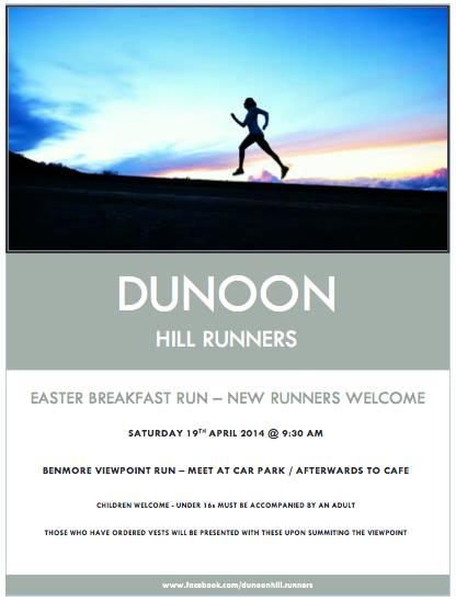 Breakfast Run April 2014