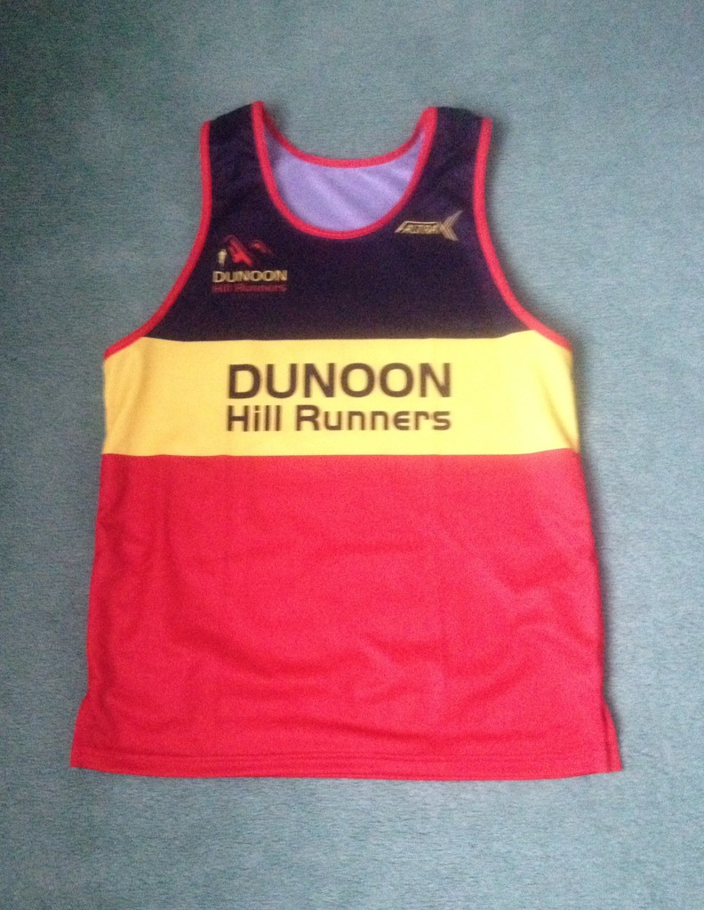 Dunoon Hill Runners Vest
