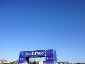The Blue Start