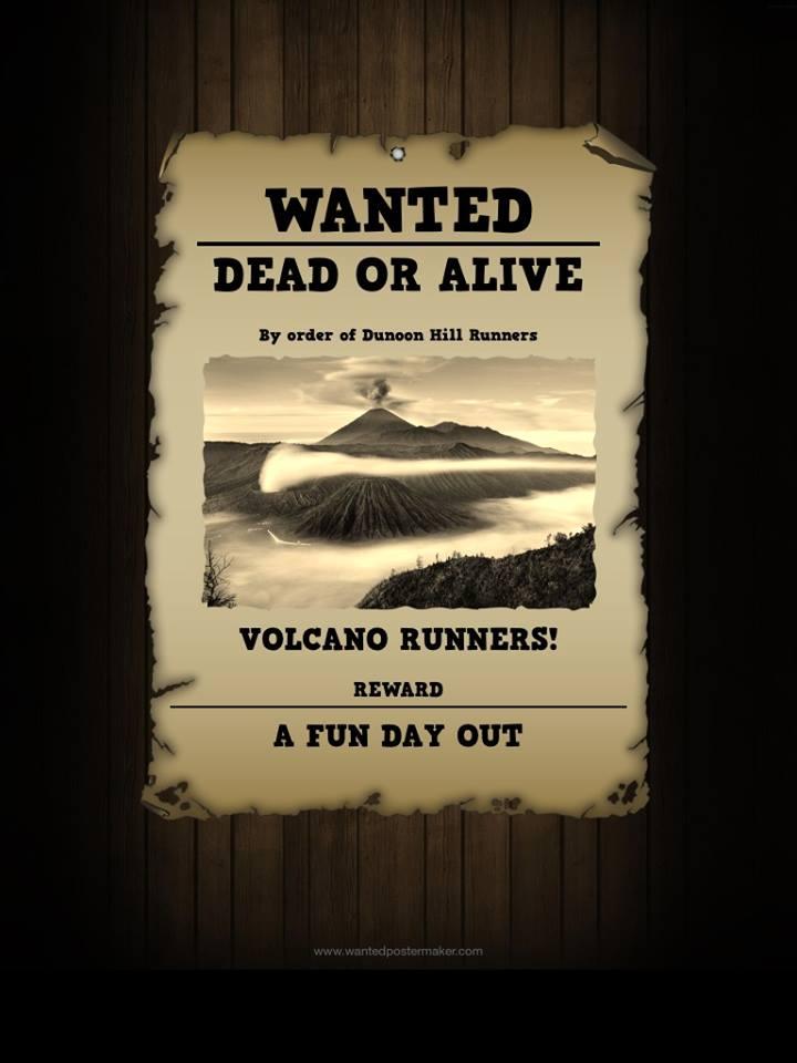 Volcano Run
