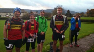 Team DHR at Glenogle 33 Ultra 2014