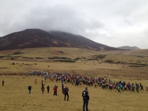 2015 Carnethy 5 hill race