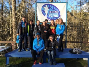 2015 Hoka Highland Fling - Team DHR