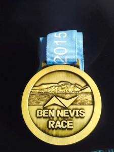 Ben Nevis 2015 Race