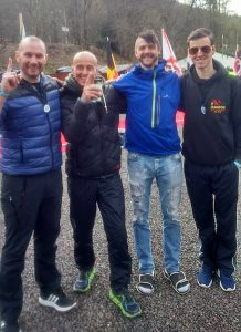 Dunoon Hill Runners Relay Team