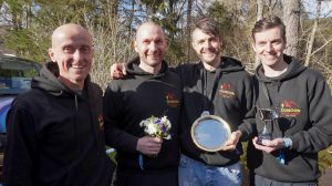 Hoka Highland Fling 2016 Relay Team