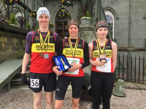 Inveraray Jail Break 2016 - DHR winners