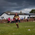 Lucie Noakes, 3rd Senior Female at Goatfell Hill Race, Arran