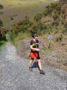 Morven Walsh at the Keswick Mountain Festival 50K Ultra Trail Race