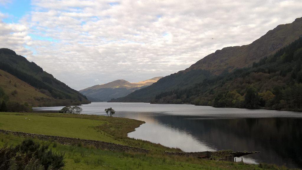 Loch Eck - Dunoon 55K Ultramarathon