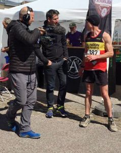 Michael Tweedley, Grant Mackellar and Bryan Fitzpatrick all produced fast results in the short but tough Beinn Dubhh hill race at Luss on 26 April, with Michael coming in seventh. And David Walsh saw success at the Stuc a'Chroin long hill race on 6 May, a gruelling 22 km with 1500 metres of climbing, described as one of the most arduous races in Britain. Bryan Fitzpatrick and David Walsh then went on to set personal bests in the Ben Lomond hill race on 13 May, with Bryan taking over 30 minutes off of his previous time. Race season continues apace and Dunoon Hill Runners will be found running up Goat Fell and Ben Nevis, among many other hills, as well as taking on the 95 mile West Highland Way race in the coming weeks.
